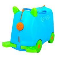Сумка-чемодан на колесах 10055