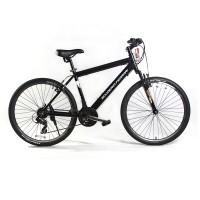 Велосипед FB2601-2118MB Кросс Кантри 21 скорость черный матовый