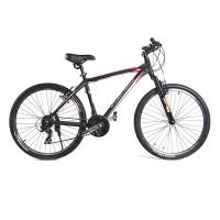 Велосипед FB2621-2118MB Кросс Кантри 21 скорость черный матовый