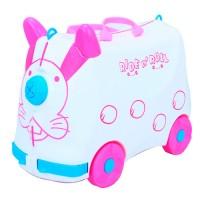 Сумка-чемодан на колесах 10051