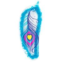 Матрас Bestway Flirty Feather Lounge, 43241