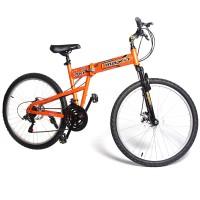Велосипед Maxit I-FLEX Folding MTB горный складной 21 скорость