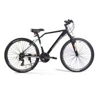 Велосипед FB2619-2117MB Кросс Кантри 21 скорость черный матовый