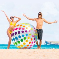 Мяч Пляжный, гигантский, артикул 58097