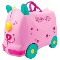 Сумка-чемодан на колесах 10053