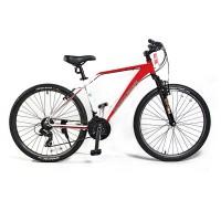 Велосипед FB2619-2117RW Кросс Кантри 21 скорость красно-белый